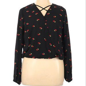 rue21 Long Sleeve Blouse Size XL